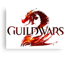 Guild Wars Canvas Print