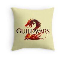 Guild Wars Throw Pillow