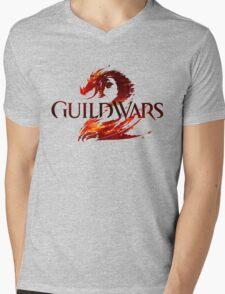 Guild Wars Mens V-Neck T-Shirt
