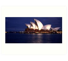 Still Call Australia Home Art Print