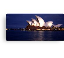 Still Call Australia Home Canvas Print