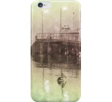 Fisherman's jetty 2 iPhone Case/Skin