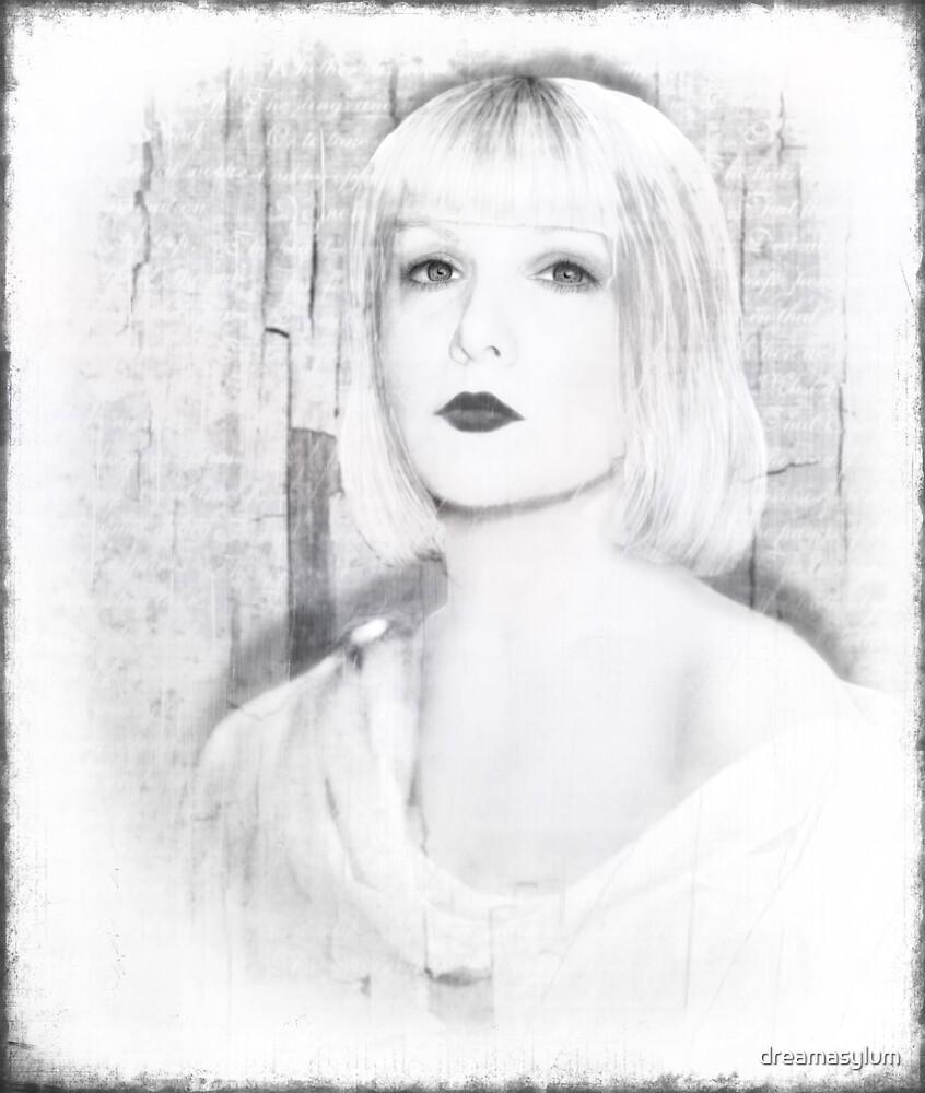 Suicide Blond by dreamasylum