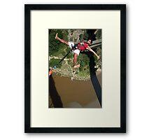 Bungi-eeeeee...... Framed Print