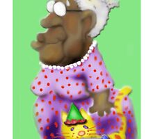 Grandmom's Birthday by gregill