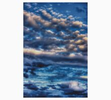 Heavy clouds #3 Baby Tee