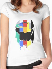 PR! Women's Fitted Scoop T-Shirt