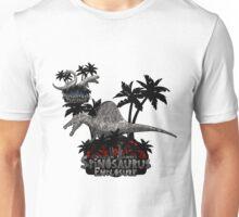 Prehistoric Preserve Spinosaurus Enclosure Unisex T-Shirt