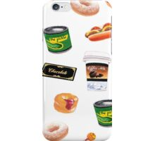 You Stuffed Your Face! iPhone Case/Skin