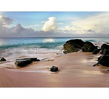 Silken Waters Photographic Print