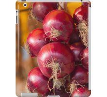 onion iPad Case/Skin