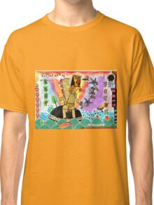 Belladonna, Lady of the Rocks Classic T-Shirt