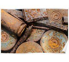 Rusty Treasure #1 Poster