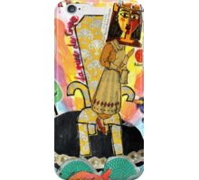 Belladonna, Lady of the Rocks iPhone Case/Skin