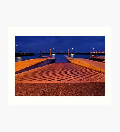 """Safe Harbour"" Art Print"