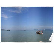 Thailand Landscape 1 Poster