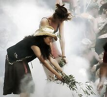 Opening Ceremony @ Rainbow Serpent Festival 2008 by webgrrl