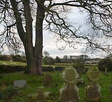 Graves At Prestatyn by Joseph Hughes