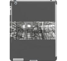 Shoebox apartments graphic  iPad Case/Skin