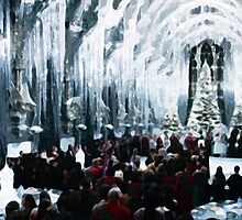 Yule Ball by Kaleigh Dominguez