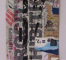 Art Flyer (Appropriation) by Jeffrey Hamilton