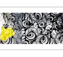 Penguin Linux Tux art graphic Sticker