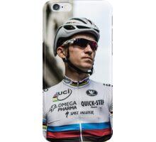 Michał Kwiatkowski (Omega Pharma - Quick Step) iPhone Case/Skin