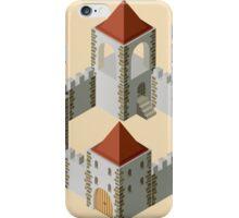 Medieval castle iPhone Case/Skin