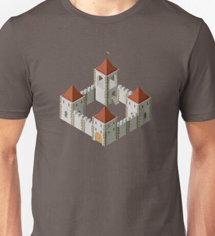 Medieval castle Unisex T-Shirt