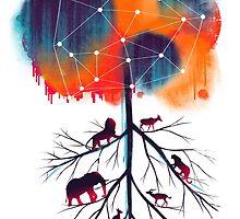Battle for Survival by Dan Elijah Fajardo
