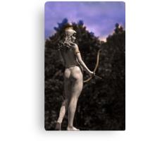 Diana, Goddess Of The Hunt III Canvas Print