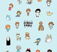 Studio Chibi V2 by Steph Hodges