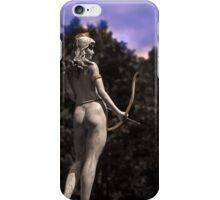 Diana, Goddess Of The Hunt III iPhone Case/Skin