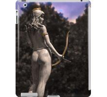 Diana, Goddess Of The Hunt III iPad Case/Skin