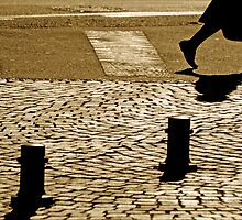 Biarritz Shadow by Chris Ayre