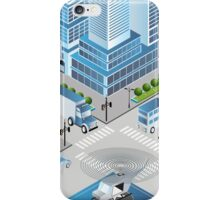 Urban crossroads iPhone Case/Skin