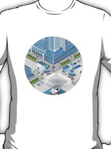 Urban crossroads T-Shirt