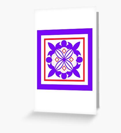 Shape Layering Greeting Card