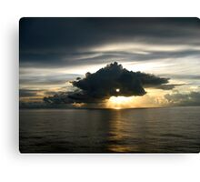 Holy Cloud Canvas Print