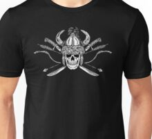 Mongol Bow and Sword Unisex T-Shirt