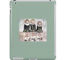 Three Irish Lasses iPad Case/Skin