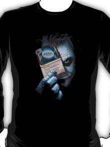 Joker's snare T-Shirt