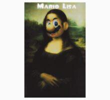 Mario Lisa by Mathijsv