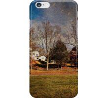 Unforeseen Farmstead iPhone Case/Skin