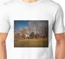 Unforeseen Farmstead Unisex T-Shirt
