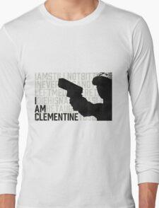TWDG I Am Clementine Long Sleeve T-Shirt