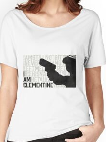 TWDG I Am Clementine Women's Relaxed Fit T-Shirt