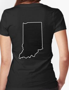 INDIANA REP T Womens Fitted T-Shirt