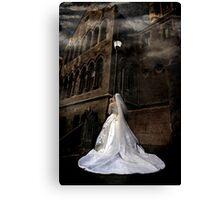 Fairytale Wedding Canvas Print