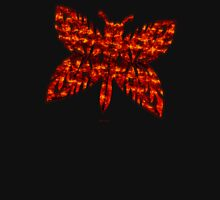 Apocalyptic Butterfly  Unisex T-Shirt